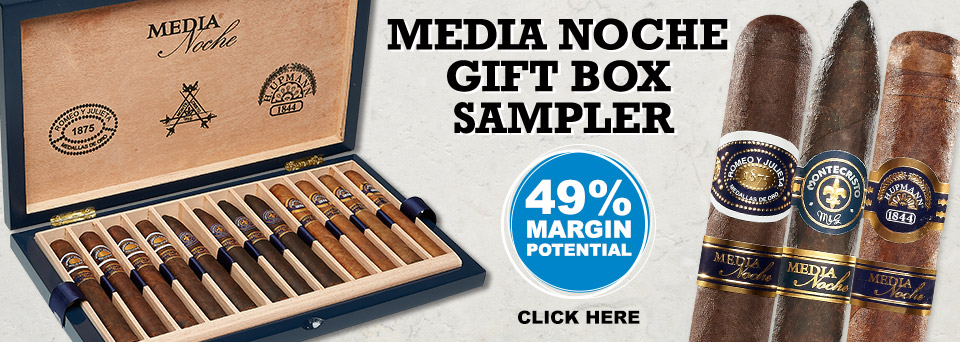 The Media Noche Gift Box Sampler