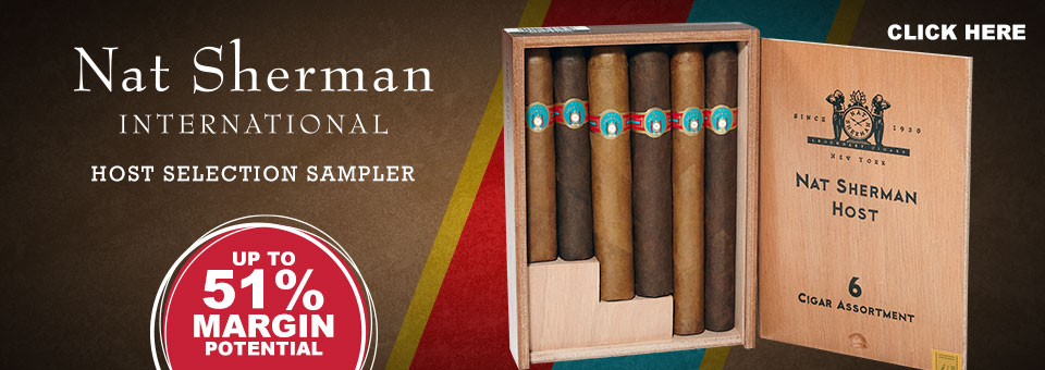 Nat Sherman Host Selection Sampler