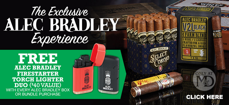 The Exclusive Alec Bradley Experience