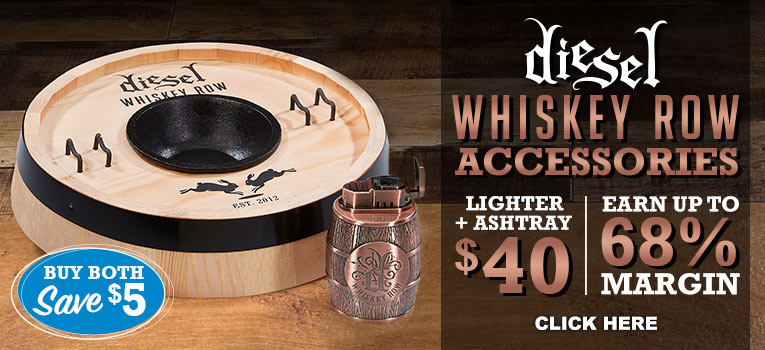 Diesel Whiskey Row Accessories
