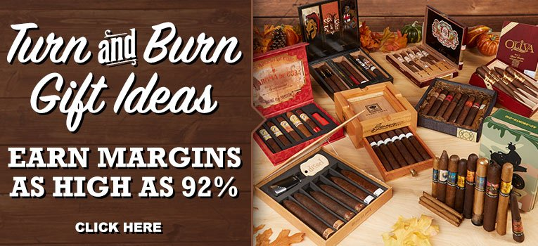 Turn and Burn Gift Ideas
