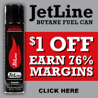 HetLine Butane Fuel Can