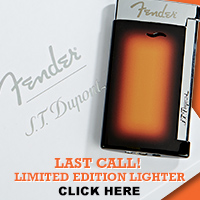 S.T. Dupont Slim 7 Fender Edition Lighter