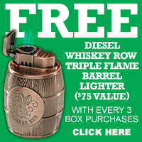 Diesel Whiskey Row Barrel Lighter Deal