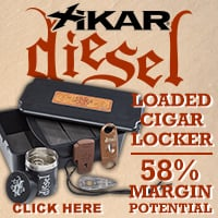 Xikar Diesel Loaded Cigar Locker