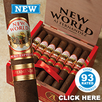 New World Puro Espeical by AJ Fernandez