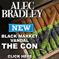 Alec Bradley Black Market Vandal The Con