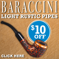Baraccini Light Rustic Pipes