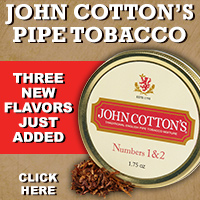 John Cotton's Pipe Tobacco