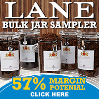 Lane Bulk Jar Sampler