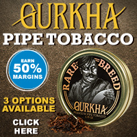 Gurkha Pipe Tobacco