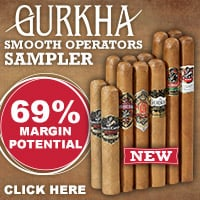 Gurkha Smooth Operators Sampler