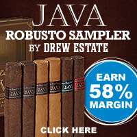 Java Robusto Sampler by Drew Estate