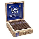 601 Blue Box-Pressed Maduro
