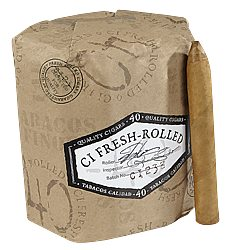 Fresh-Rolled Cuban Wheels Cigars