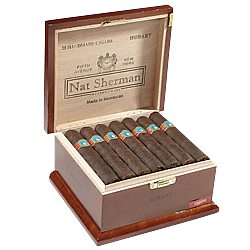 Nat Sherman Host Selection Maduro Cigars