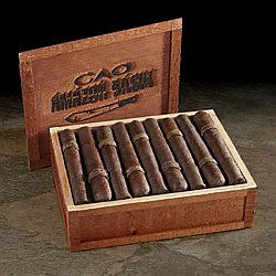 CAO Brazilia Amazon Basin Cigars