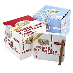 Romeo y Julieta Miniatures Cigars