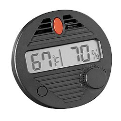 Hygro-Set Adjustable Digital Hygrometer