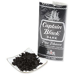 Captain Black Dark Pipe Tobacco