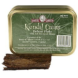 Sam Gawith Kendal Cream Deluxe Flake Pipe Tobacco