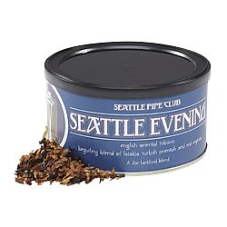 Seattle Pipe Club Seattle Evening Pipe Tobacco