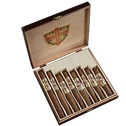 Ave Maria Sampler Box Cigar Samplers