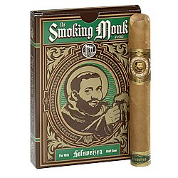 Drew Estate Smoking Monk Hefewiezen Handmade Cigars