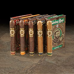 Drew Estate Smoking Monk Mega-Sampler Cigar Samplers