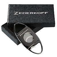 Zederkoff Z-Rated Guillotine Cutter  Gun Metal