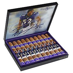 Legends 52 by Ray Lewis Cigars