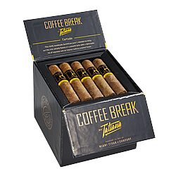 Tatiana Coffee Break Cigars