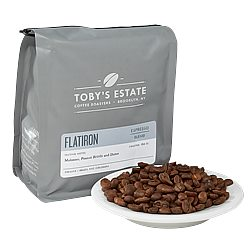 Toby's Estate Coffee - Flatiron Espresso Blend Gourmet