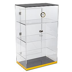 Franklin Display Acrylic Humidor