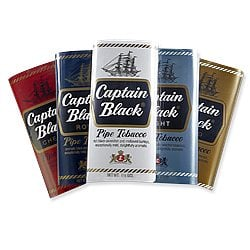 Captain Black Pipe Tobacco Sampler~