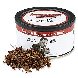 Edward G. Robinson Packaged Pipe Tobacco