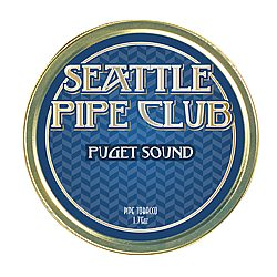 Seattle Pipe Club Puget Sound Pipe Tobacco