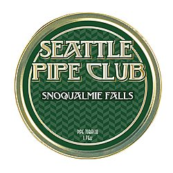 Seattle Pipe Club Snoqualmie Falls Pipe Tobacco