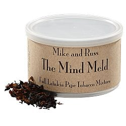 Mike & Russ - The Mind Meld Full Latakia Pipe Tobacco