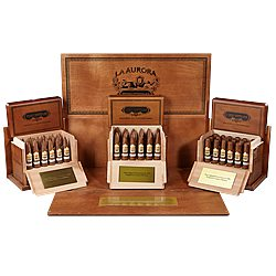La Aurora 2006 Puro Vintage Limited Ed. Collection Cigar Samplers