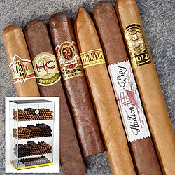 Budget Turn Key Sampler Cigar Samplers