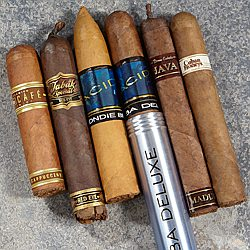 Infusion Solution Turn Key Sampler Cigar Samplers