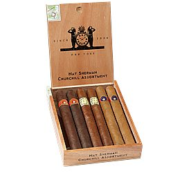 Nat Sherman Churchill Assortment