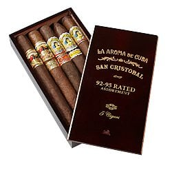 La Aroma/San Cristobal '92-95 Rated' Assortment