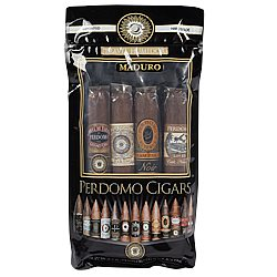 Perdomo 4-Pack Maduro Humidified Sampler