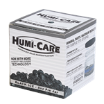 HUMI-CARE Black Ice Bead Gel Humidification Jar