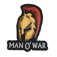 Man O' War Sign