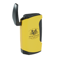 Partagas P53 Double Torch Lighter  Yellow