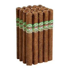 "Puros Indios Viejo Lonsdale Natural (Corona) (6.5""x46) Pack of 20"