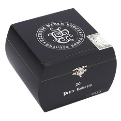 "Tatuaje Black Petit Robusto (Short Robusto) (4.0""x50) Box of 20"